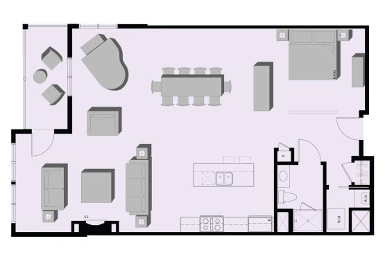 Loft Condominium Portland Maine